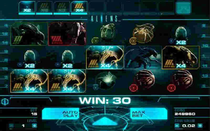 Играть в Aliens!