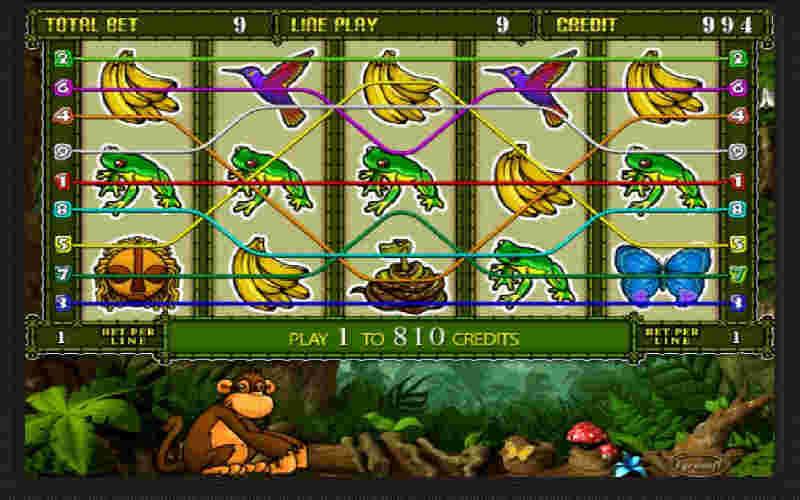 Играть в Crazy Monkey 2!