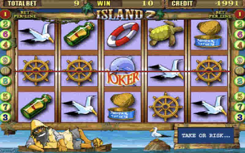 Играть в Island 2!