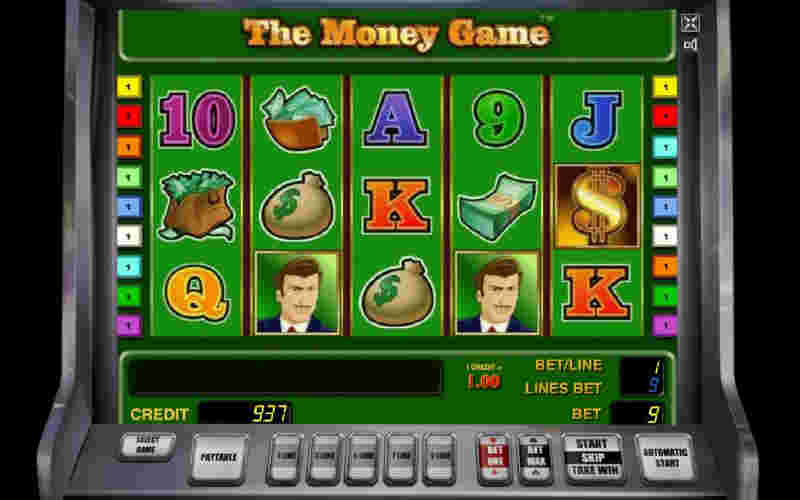 Играть в The Money Game!
