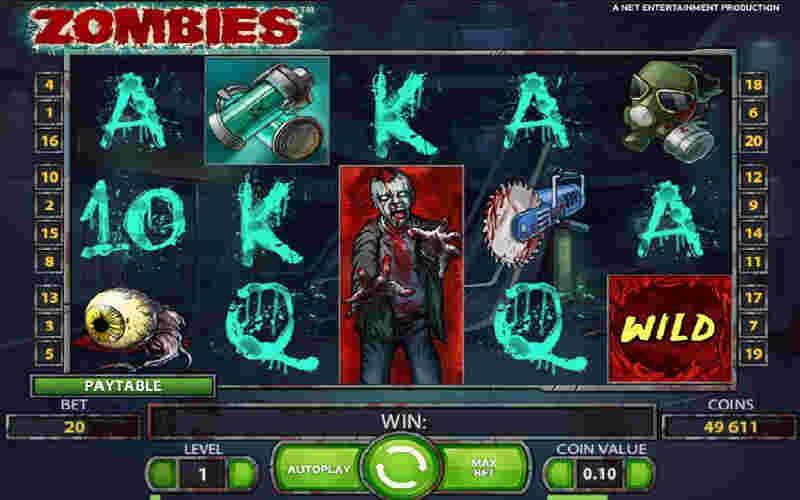 Играть в Zombies!